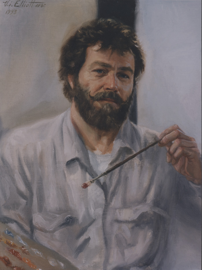 Self Portrait 1993