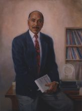 Portrait of Dr. Walter E. Massey, Director, National Science Foundation